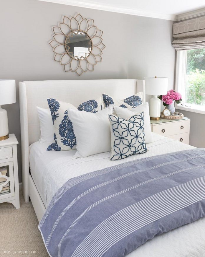 guides to create cozy room