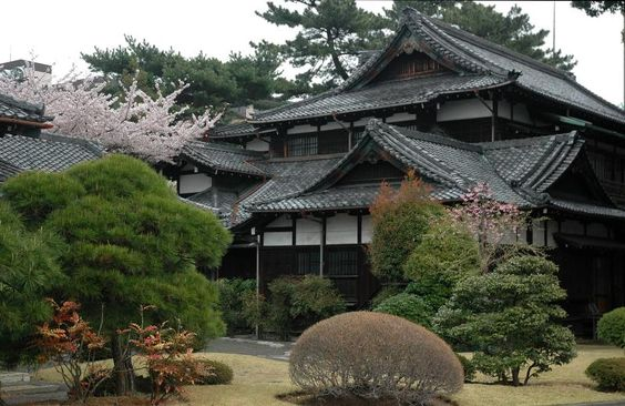 Japanese roof type