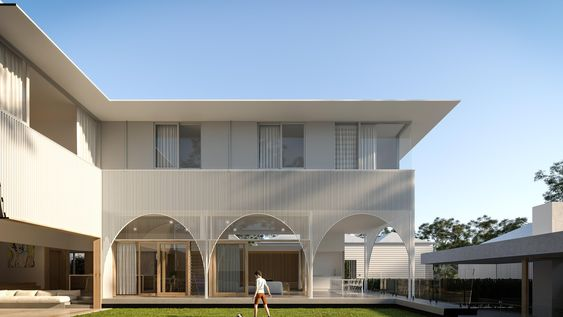 roof shape for minimalist home