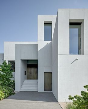 building structure for minimalist home