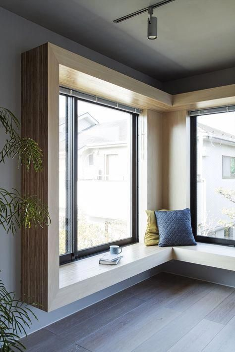large window to apply in your minimalist home