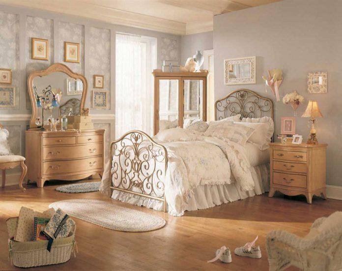 10 lovely shabby chic bedroom ideas