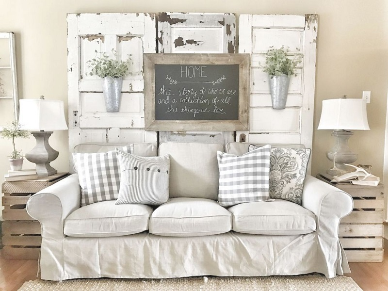 Shabby Chic Living Room Ideas Embrace, Shabby Chic Living Room