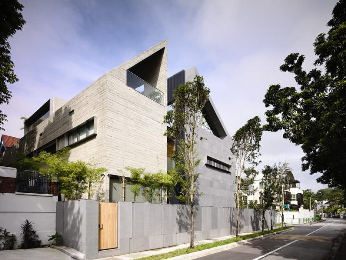 Concrete tropical house design best house renovation in 2021