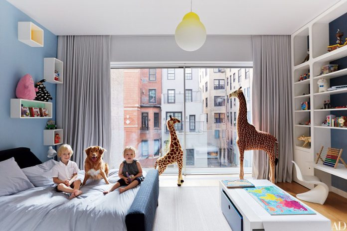 attractive,playful, and educative bedroom ideas for kids