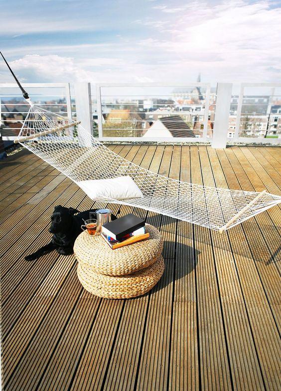 outdoor lounge rooftop terrace ideas