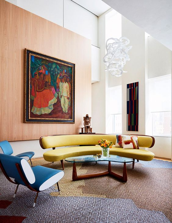 ancient-decoration eclectic living room