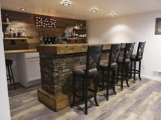 stylish concrete cabinet