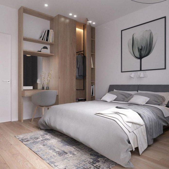 modern Scandinavian bedroom ideas