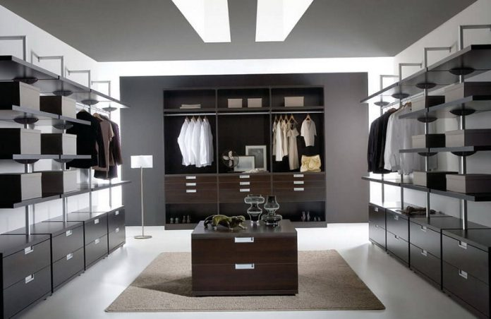 10 walk-in wardrobe inspirations design to install in your room