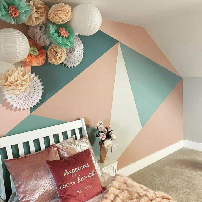 9 outstanding accent wall paint ideas