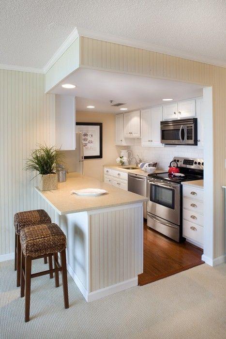 minimalist kitchen for studio apartment