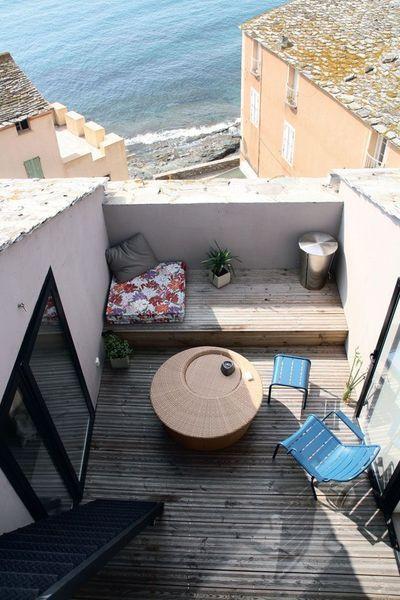 bookworm's corner rooftop idea