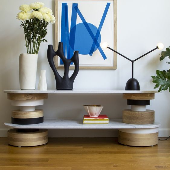 simple eclectic decorations