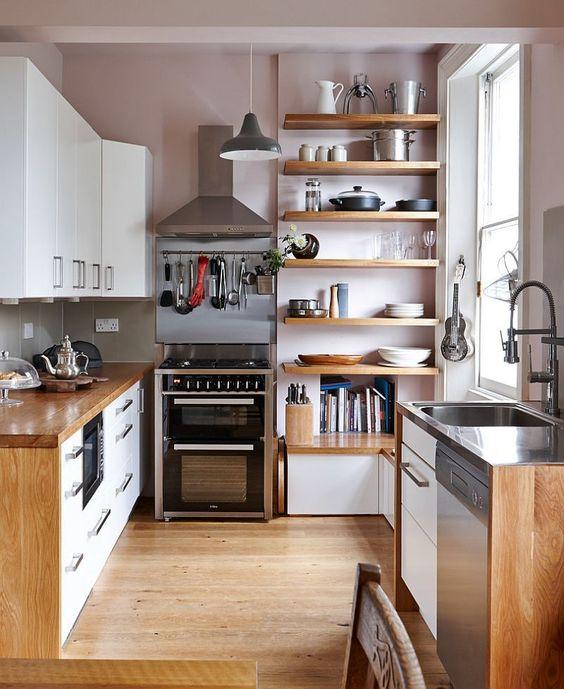 Japanese small kitchen