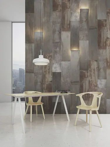 smooth industrial concrete wall