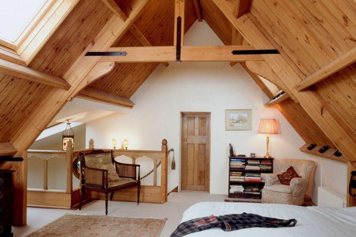 8 dreamy attic bedroom ideas