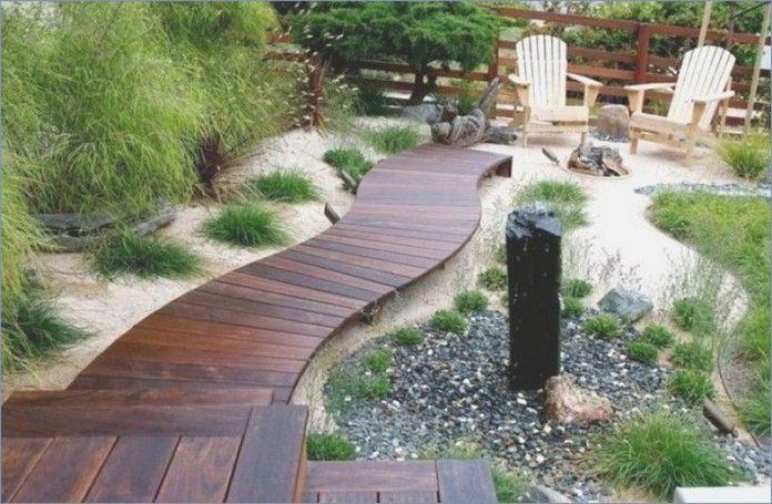 8 affordable garden path ideas