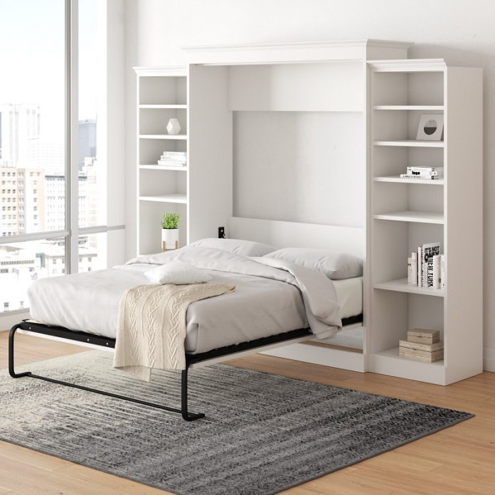 utilize space in a small bedroom ideas