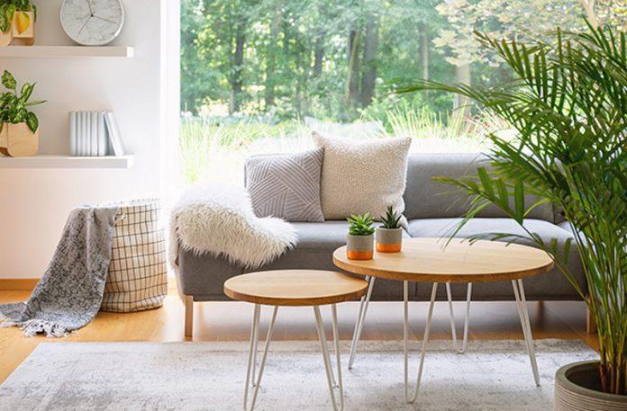 the characteristic of Scandinavian interior design