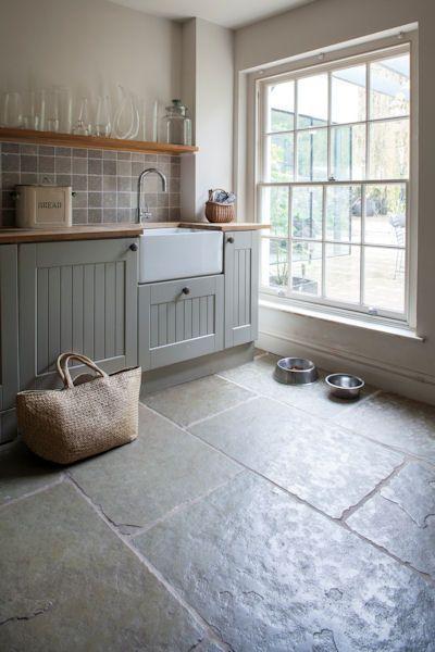 simple organic modern kitchen design