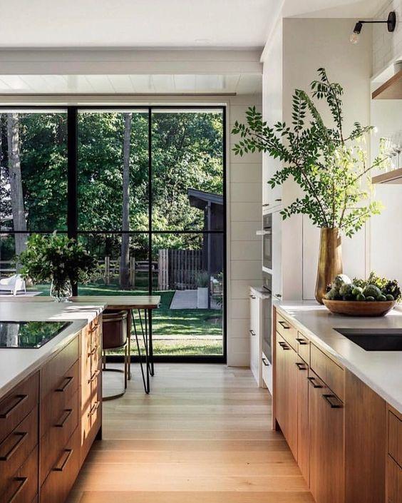organic kitchen ideas