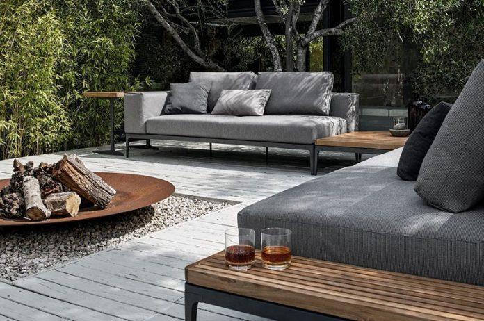 Scandinavian outdoor furniture ideas