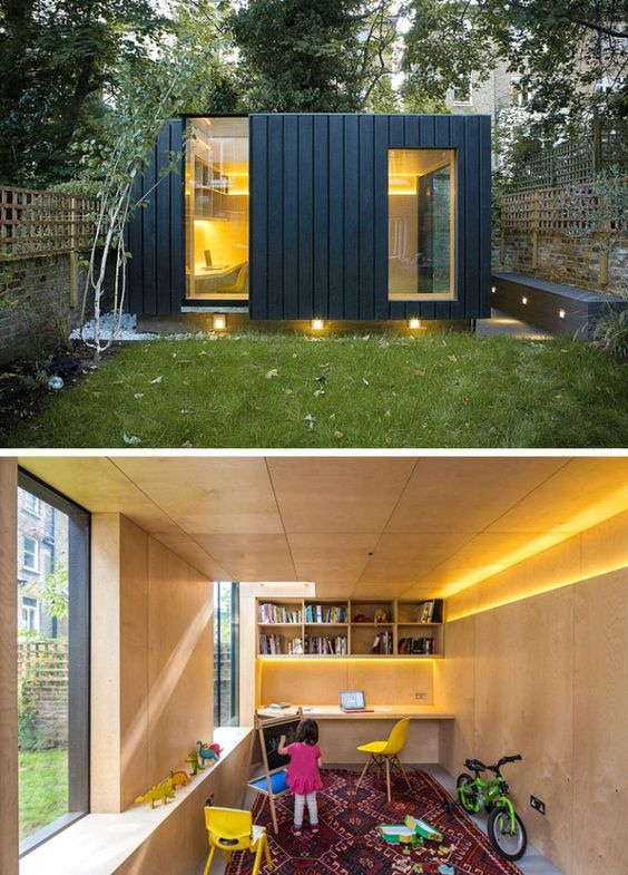 multi purpose garden studio