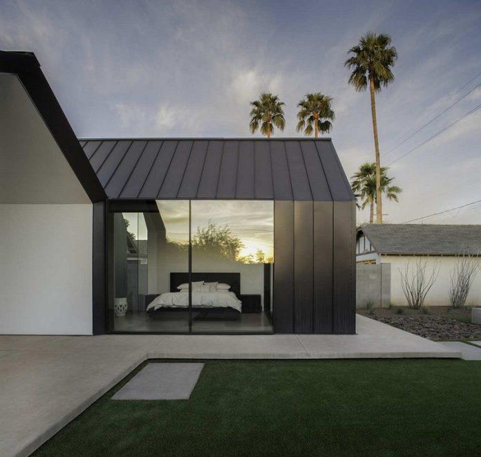 natural lighting concept in Scandinavian home design