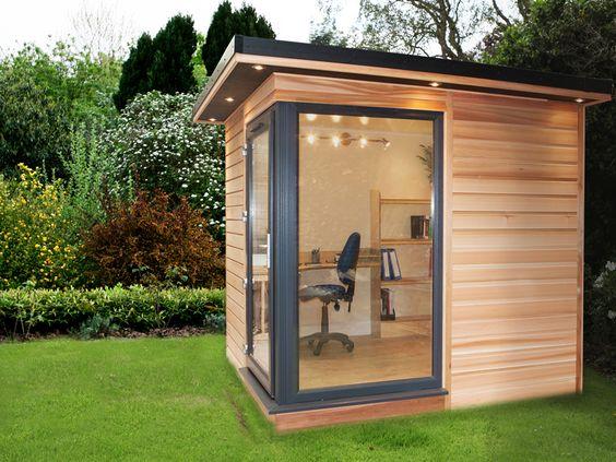office shed garden idea