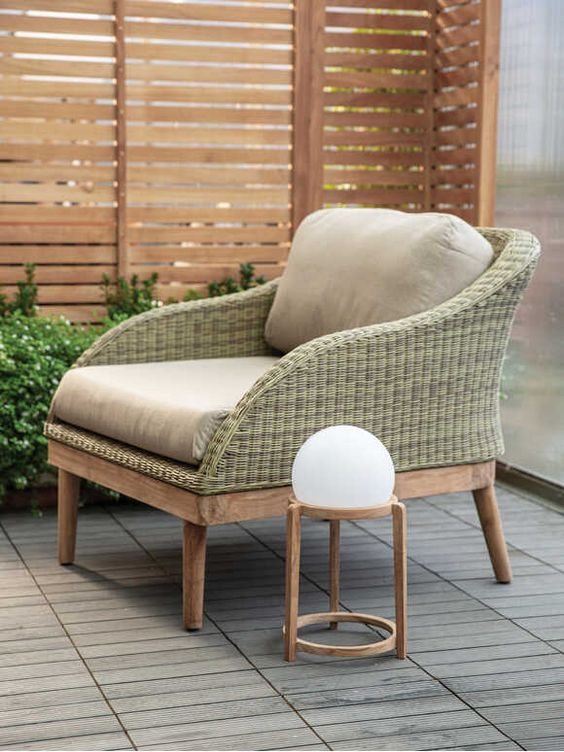 sigrid outdoor furniture Scandinavian style