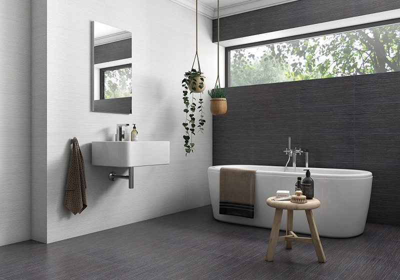 Sleek Masculine Bathroom Design Ideas, Masculine Bathroom Decorating Ideas