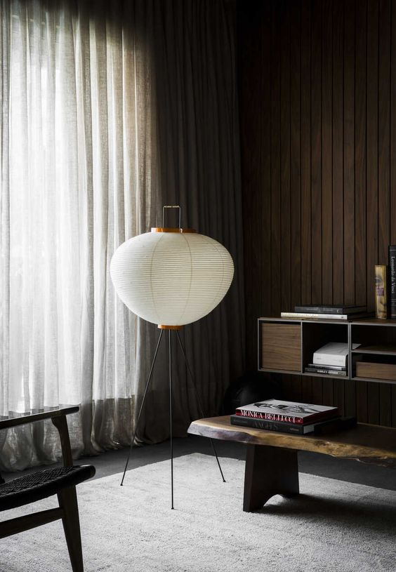 unique lantern to style your manly room design