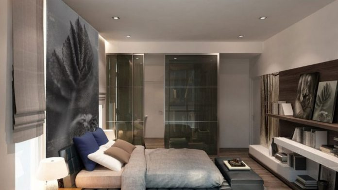 masculine bedroom wall decor ideas