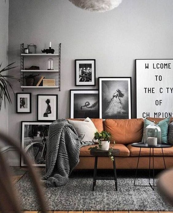 photograph decoration in manly room