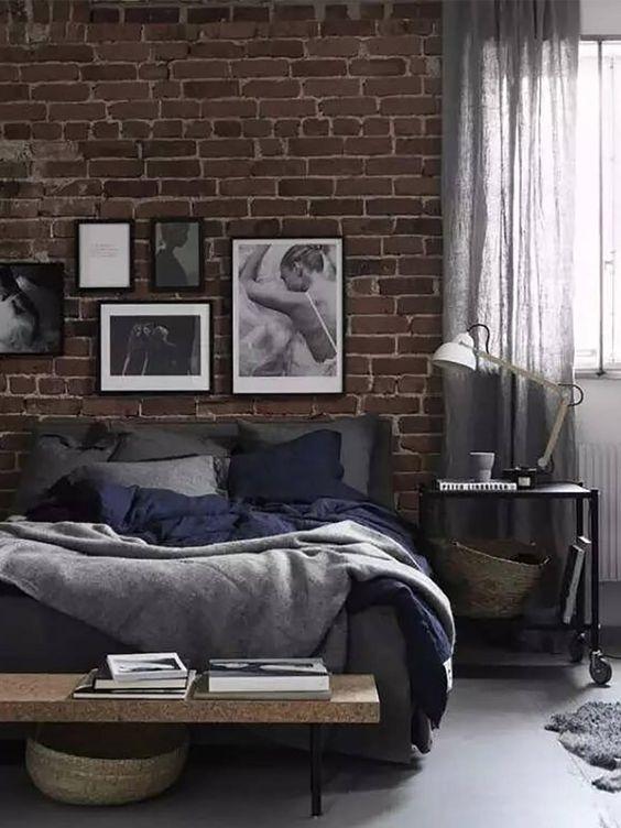 masculine wall decor ideas