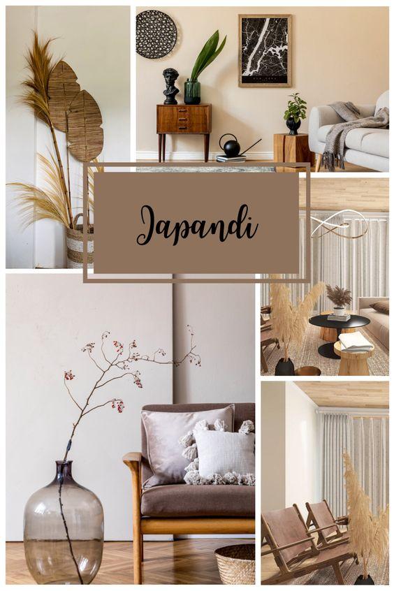 Japandi interior decor ideas