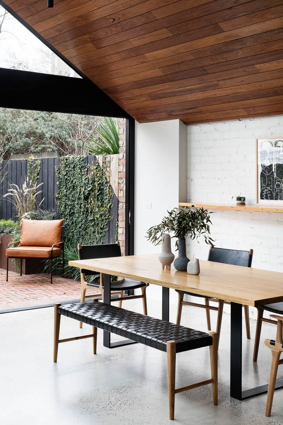 Stylish Japandi dining room ideas
