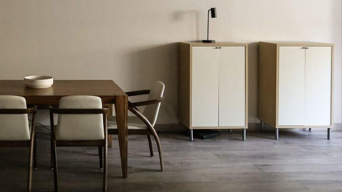 Tips on achieving clean minimalist Japandi interior