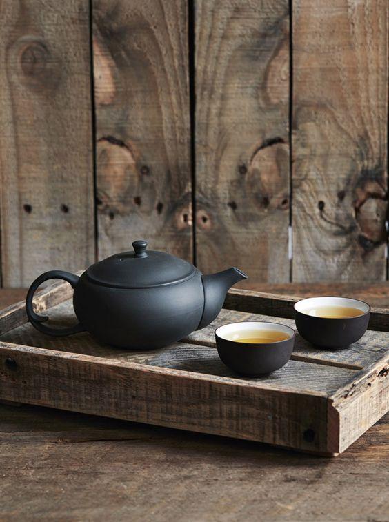Japanese tea sets