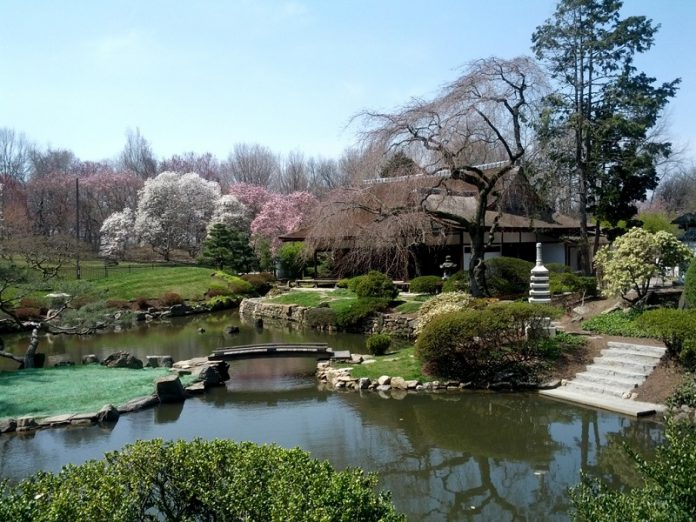 Guide to Japanese garden structures