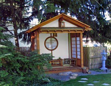 Japanese tea house essential